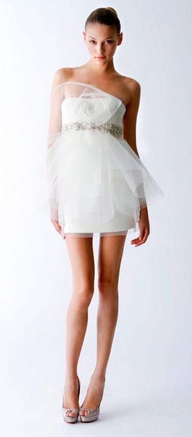 vestidos de novia cortos. vestidos de novia cortos.