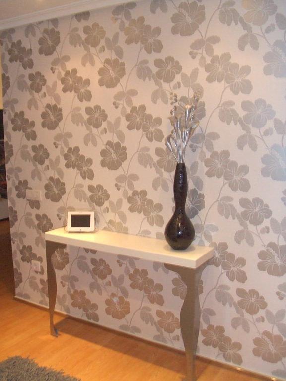 Decoracion styles ideas para decorar el recibidor de su casa for Papel pintado entrada