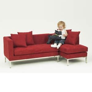 Mini sof para ni os decoracion de salones for Divan para ninos