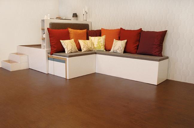 Todas decoracion de la casa muebles estilo matroshka para - Sillones para espacios reducidos ...