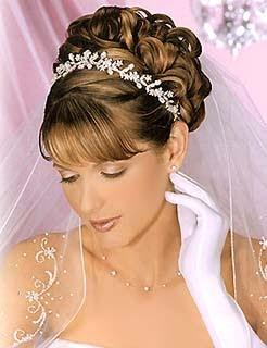 Hochzeit Diademe
