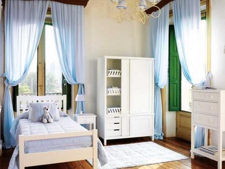 Estos peques dormitorio de ni os - Dormitorios infantiles con encanto ...