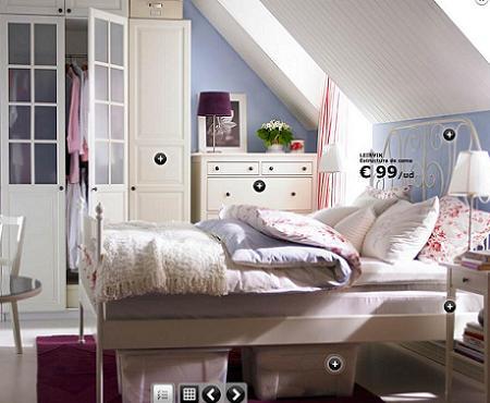 Decoraci n de la casa ikea nos muestra sus dormitorios - Decoracion ikea dormitorios ...