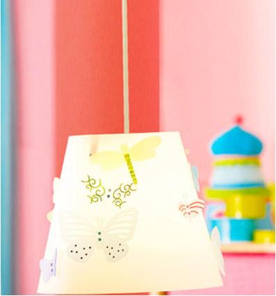 Lamparas para las habitaciones infantiles decorando mejor - Lamparas pared infantiles ...