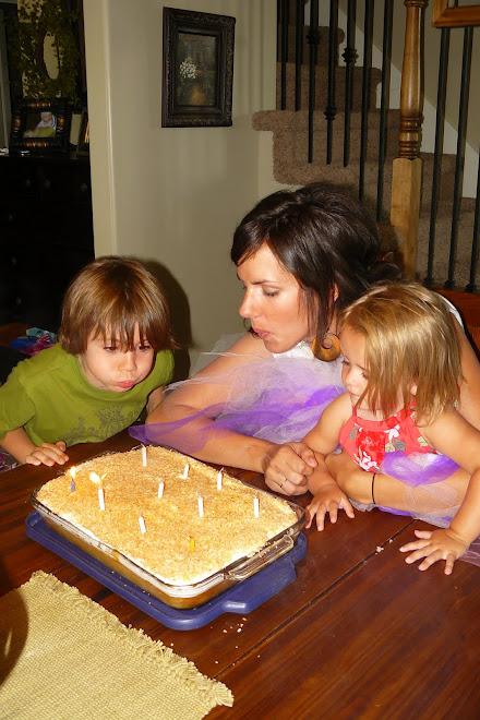 Sarah's 23rd Birthday! LOL!!!