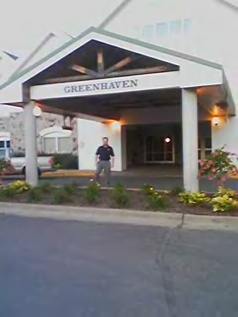 Greenhaven Golf Course Anoka Minnesota