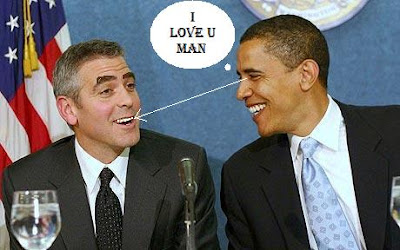 Is Barack Obama Being Advised by Hollywood Actor George Clooney