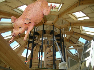 dome house skylights pigs in a blanket