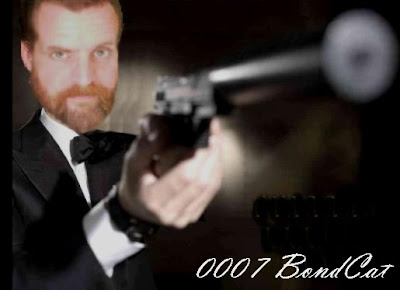 James Bond 007 GUN