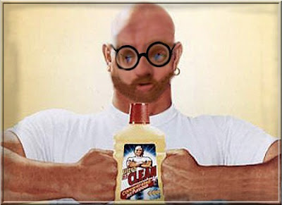 Mr. Clean Head