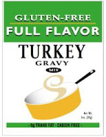 gluten free turkey gravy
