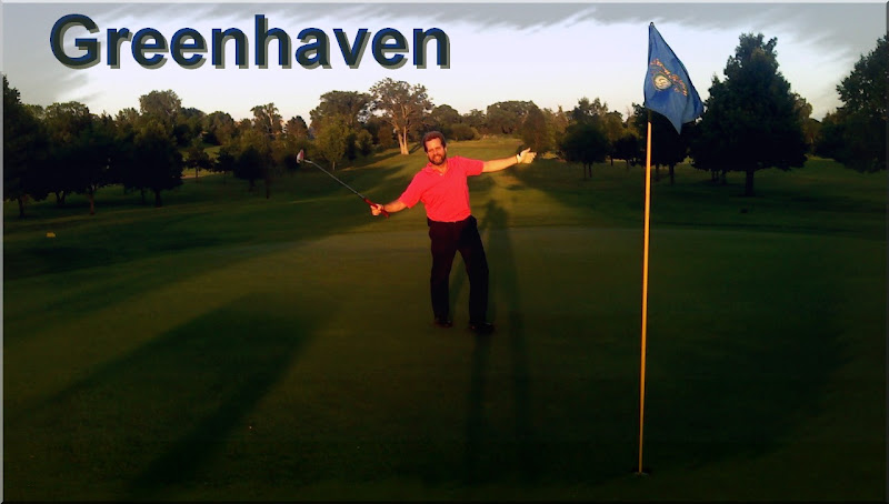 Greenhaven Golf Course Anoka