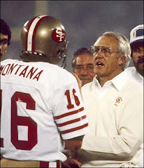 Coach Bill Walsh