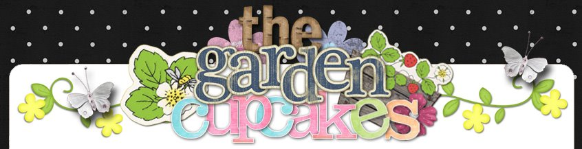 The Garden Cupcakes... Where We Create Sweet Bites of Happiness!