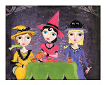 Witch's Tea Party