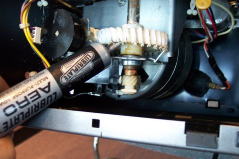 Lubricating Your Garage Door Opener Alamo Door Gate