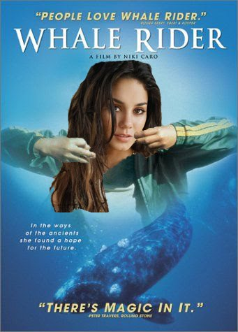 whale rider film