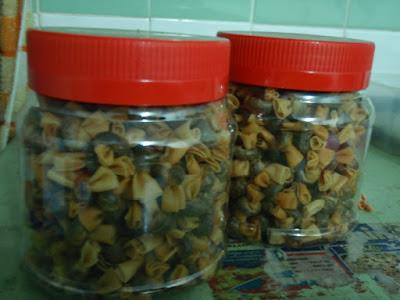 Packaging - Popia Simpulan Kasih RM15 - 300gm