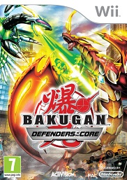jogos wii Bakugan Defenders Of The Core Wii Torrent Multi7 Pal Full ISO Completo