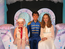 Molly with Clara and the Prince