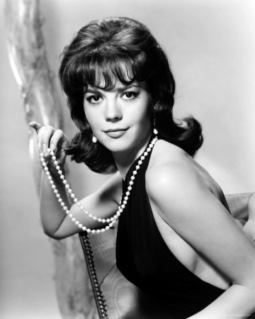 Young Natalie Wood