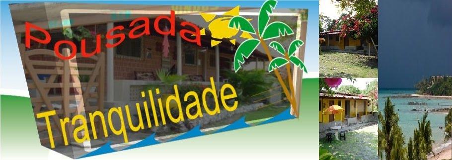 POUSADA  da TRANQUILIDADE - Praia de Jacumã, Conde - Paraíba - Brasil