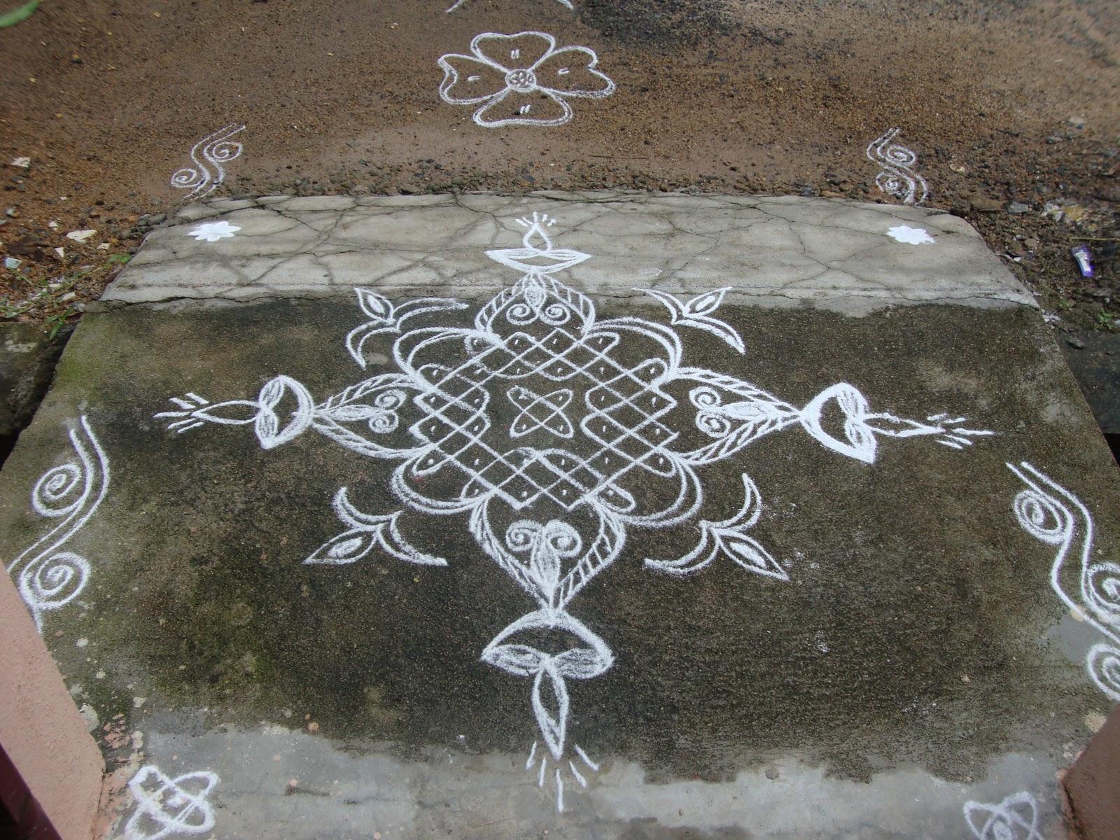 EnSamaiyal: Karthigai Deepam  for Karthigai Deepam Kolam  585eri