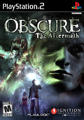 ObscureThe Aftermath PS2