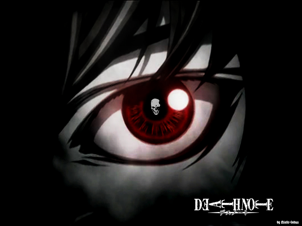 Wallpapers de Death Note