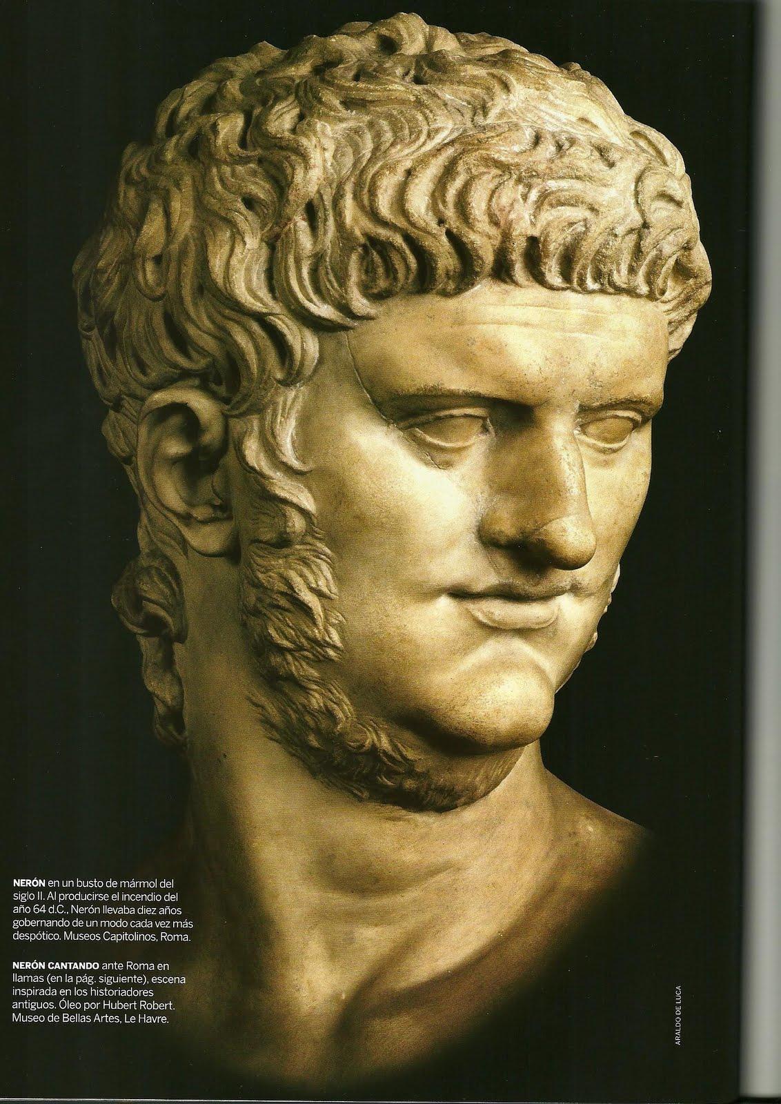 Emperador Neron De Roma