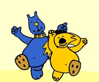 English is easy boowa and kwala - Koala et boowa ...