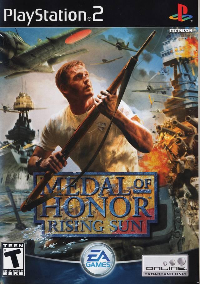 Medal of Honor Rising Sun download PC