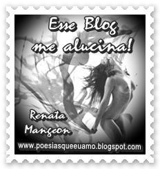 Presente da querida Renata Mangeon...