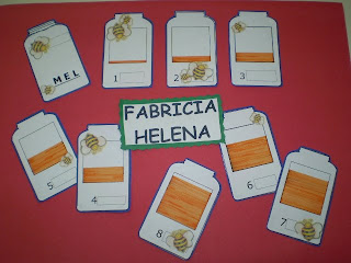 FABA+041 A ARCA DE NOÉ , ABELHAS , SERIAÇÃO para crianças