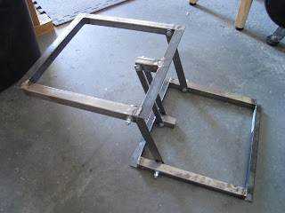 From Mind To Machine Steel Pop Up Table Mechanism