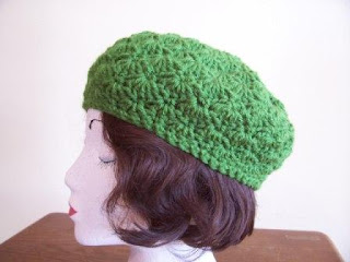 Crocheted beret | Shop crocheted beret sales & prices at TheFind