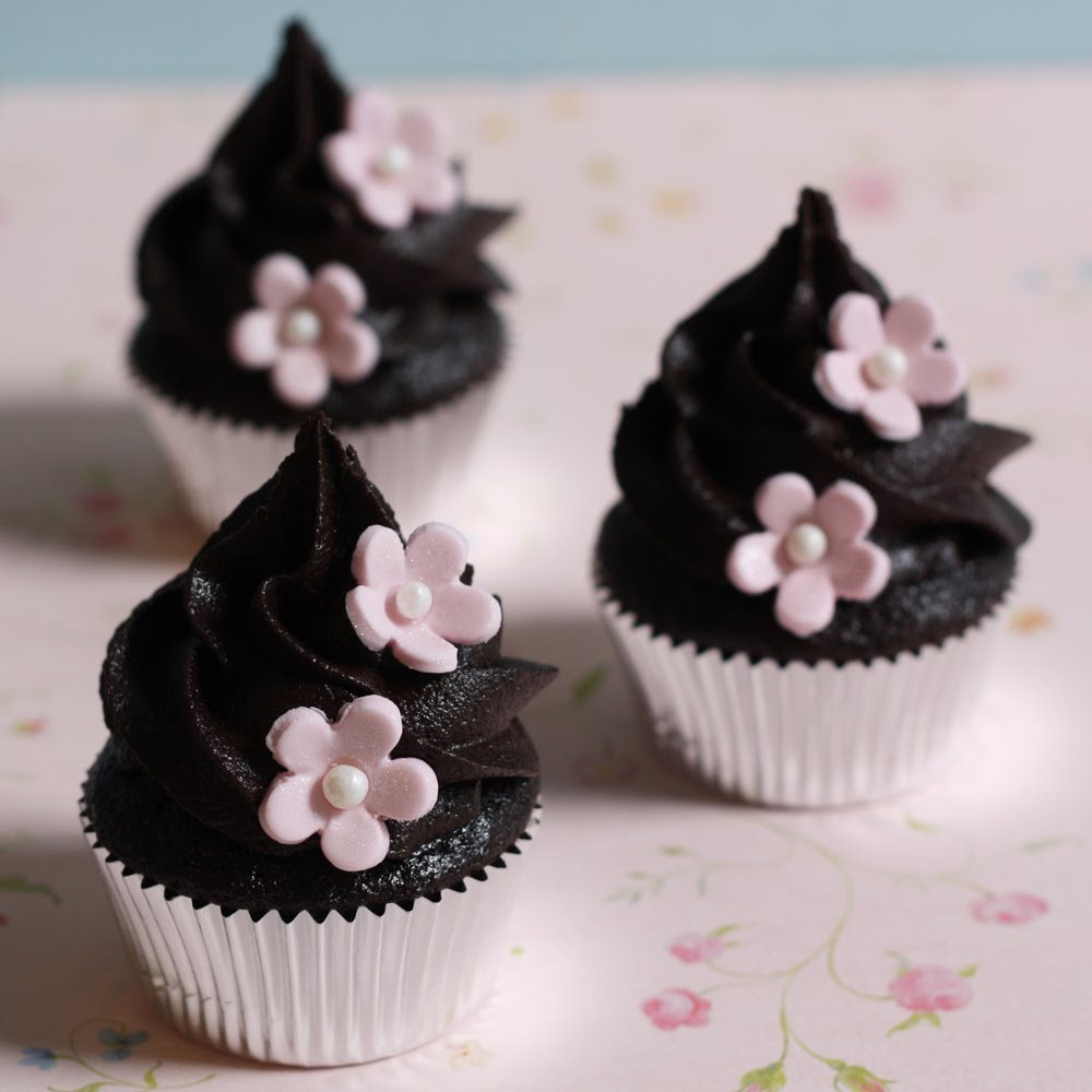 chocolate cupcakes & cupcake decorating recipes | My Web Value