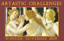 Artastic Winner Nov 2010