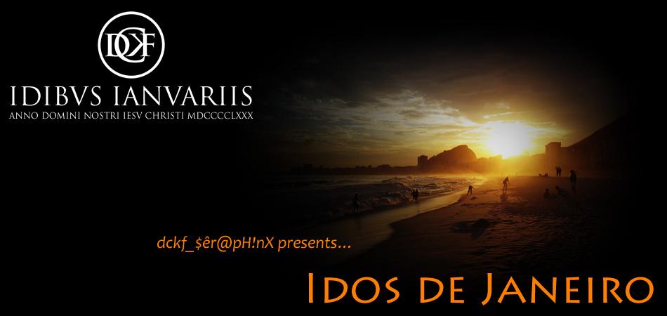 Idos de Janeiro