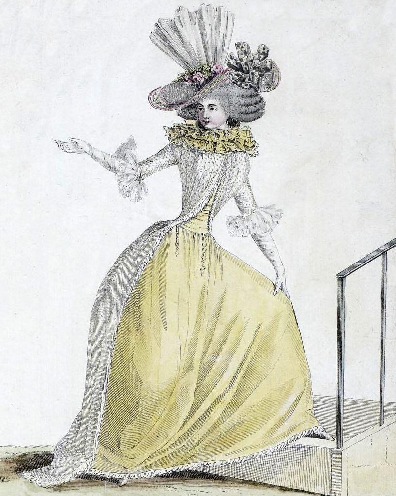 18th century clothing women 18th century fashion