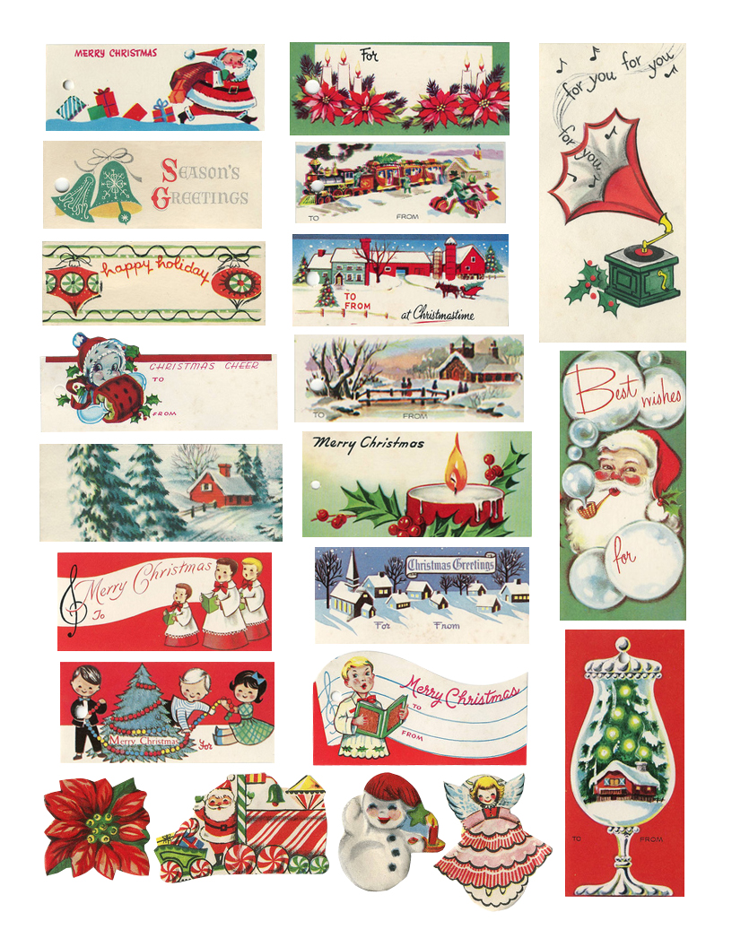 Displaying 18> Images For - Retro Christmas Images...