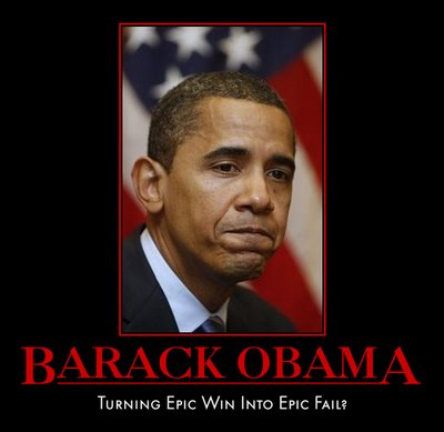 funny obama fail