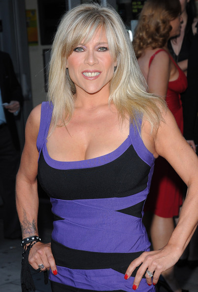 Samantha Fox has confirmed