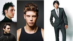férfi haj trend 2009. ősz/tél