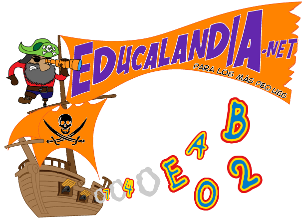 EDUCALANDIA. Espectacular enlace con juegos interactivos super educativos.