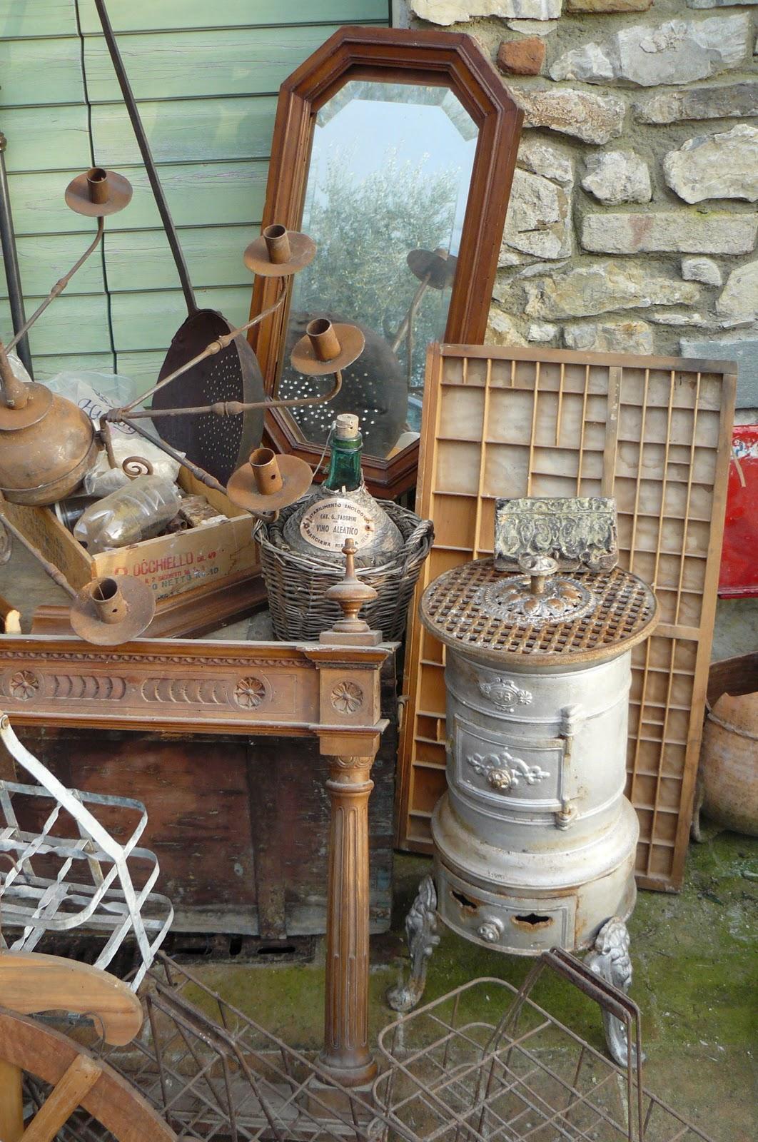 Verdesalvia fuori tutto for Regalo oggetti vecchi