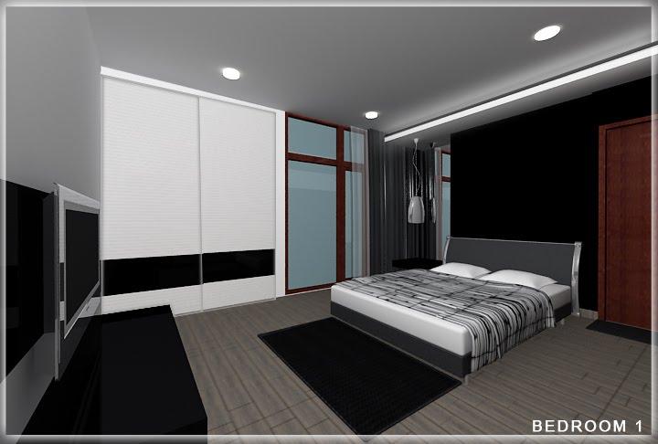 Interior design studio apartment jakarta interior design for Apartment design jakarta