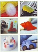 Декоративное мыло. Техника. Приемы. Изделия