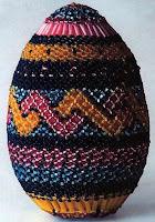 пасхальные яйца плетение бисером схемы