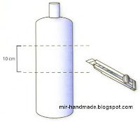самоделки из пластиковых бутылок